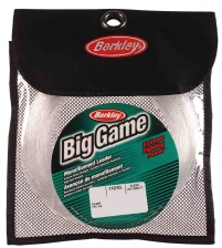 Леска Berkley  Big Game Mono Leaders Clear 100m 2.00mm 200kg