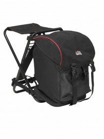 Рюкзак стул Abu Garcia Rucksacks Basic 56x38x42cm Black/red