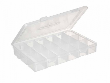 Коробка для приманок Berkley BTMTTRAY-1170 - BERKLEY Tackle TRAY 1170 27x 18.5x 4.5cm Clear