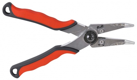 "Кусачки Berkley 6"" Bent Nose Power Pliers (& Sheath)"