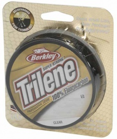 Леска Berkley Trilene 100% FluoroCarbon Clear 150m 0.32mm 8kg