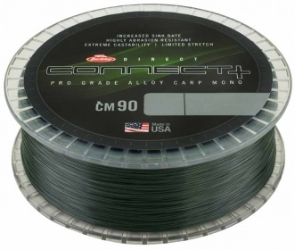 Леска Berkley  Econnectcm90 Weedy Green 1200m 0.30mm 7.6kg