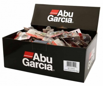 Набор блесен Abu Garcia Abu Garcia Box Big Spoon Assorted lure (150шт)