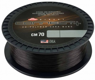 Леска Berkley  Econnectcm70 Mudd Brown 1000m 0.40mm 11.6kg