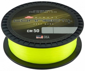 Леска Berkley  Econnectcm50 Yellow 600m 0.34mm 8.8kg
