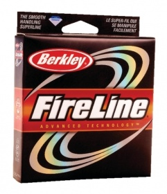 Плетёнка Berkley Fireline 110m Smoke 0.39