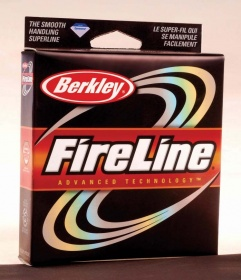 Плетёнка Berkley Fireline 270m Smoke 0.32