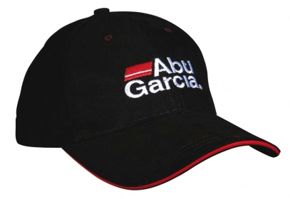 Бейсболка Abu Garcia BASEBALL CAP Polyester/Cotton One Size fits all Black