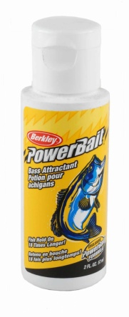 Аттрактант Berkley PowerBait Original Aattractant 2oz BASS  фото 1